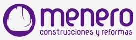 Menero construcciones y reformas Logo